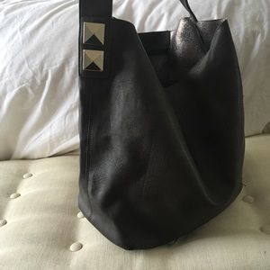 Handbags - Leather boho bag
